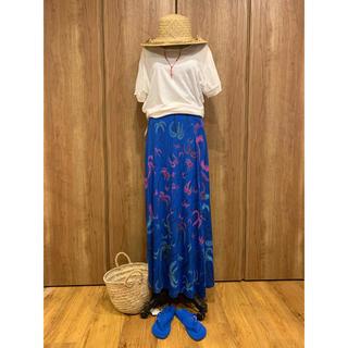 アッシュペーフランス(H.P.FRANCE)のマキシスカート 2/Juana de Arco ホァナデアルコ(ロングスカート)