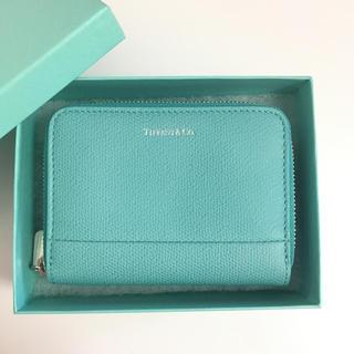 ティファニー(Tiffany & Co.)のティファニー コインケース カードケース(コインケース)