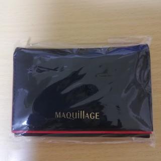 マキアージュ(MAQuillAGE)のマキアージュ あぶらとり紙ケース(ミラー付き)(あぶらとり紙)