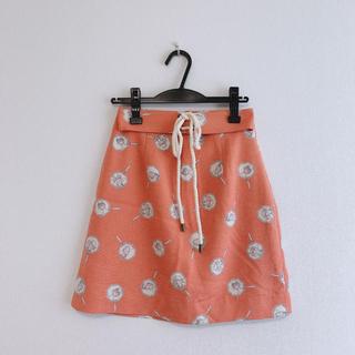 リリーブラウン(Lily Brown)のリリーブラウン  台形スカート LilyBrown スカート(ミニスカート)