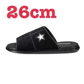 コンバース(CONVERSE)のCONVERSE ADDICT ONE STAR SANDAL 26cm(サンダル)
