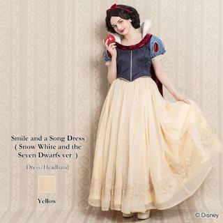シークレットハニー(Secret Honey)のシークレットハニー 17年 クラシカル 白雪姫 ドレス 仮装 衣装(衣装一式)