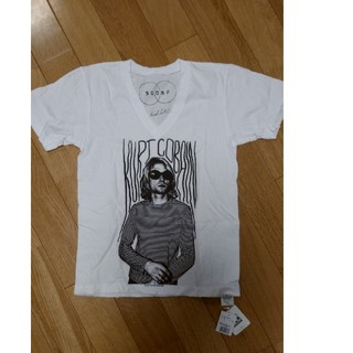 FREE'S SHOP - カートコバーンのT-shirt、フリーズショップ