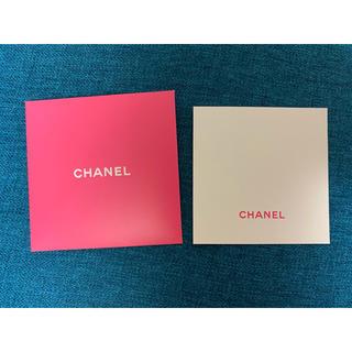 シャネル(CHANEL)の値下げしました!!CHANELメッセージカード(カード/レター/ラッピング)
