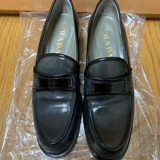 プラダ(PRADA)のPRADA プラダ ローファー(ローファー/革靴)