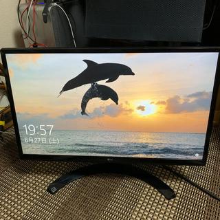 エルジーエレクトロニクス(LG Electronics)のLG 23.8インチ/4K(3840×2160)/IPS 非光沢(ディスプレイ)