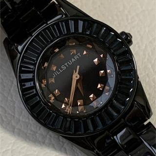 ジルバイジルスチュアート(JILL by JILLSTUART)のジルスチュアート 腕時計 稼働品 JILLSTUART ジュエリーウォッチ(腕時計)