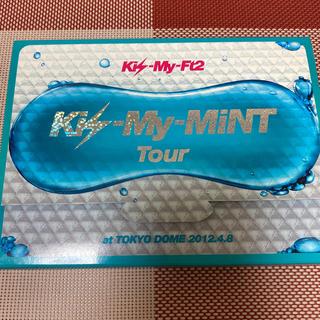 キスマイフットツー(Kis-My-Ft2)のKis-My-MiNT Tour (初回生産限定(ミュージック)