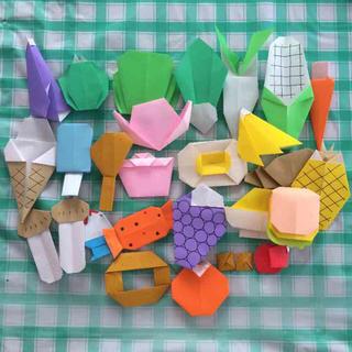 クリスマス 折り紙 折り紙 食べ物 : item.fril.jp