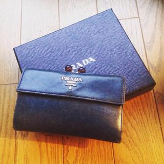 プラダ(PRADA)のプラダの財布(財布)
