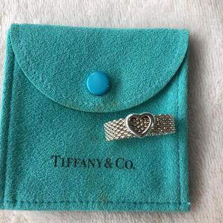 ティファニー(Tiffany & Co.)のティファニーTiffanyハートリング(リング(指輪))