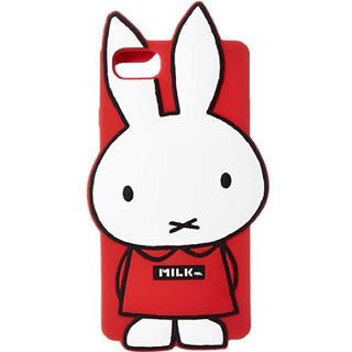 ミルクフェド(MILKFED.)のMILKFED.×miffyモバイルケース(iPhoneケース)