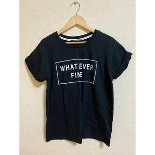 one*way - oneway黒色ティシャツ