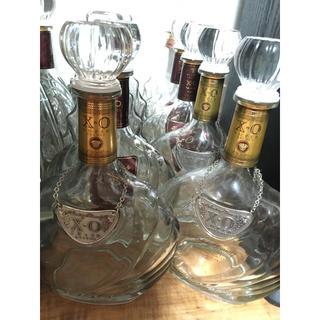 サントリー(サントリー)のサントリー ブランデー XO   スーパーデラックス 空瓶 1本 インテリア(ブランデー)