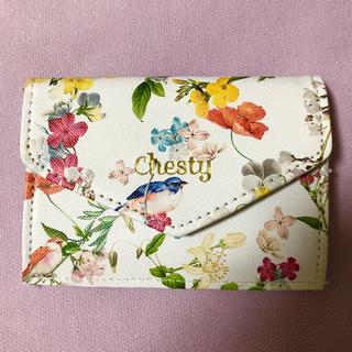 チェスティ(Chesty)の新品未使用♡美人百花付録 Chestyミニ財布♡(財布)