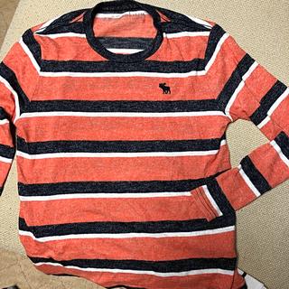 アバクロンビーアンドフィッチ(Abercrombie&Fitch)の男子長袖Tシャツ160センチ(Tシャツ/カットソー)