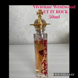 ヴィヴィアンウエストウッド(Vivienne Westwood)の【レア香水】Vivienne  Westwood LET IT ROCK(香水(女性用))