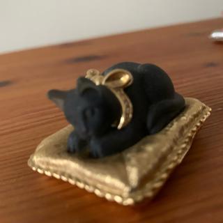 エスティローダー(Estee Lauder)のエスティローダー ホリデイコンパクト 黒猫(香水(女性用))