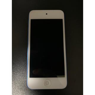 アイポッドタッチ(iPod touch)の【ねぼすけ様専用】ipod touch 第6世代 64GB BLUE(その他)