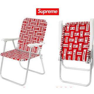 シュプリーム(Supreme)の【新品・未使用】Supreme Lawn Chair シュプリーム(折り畳みイス)