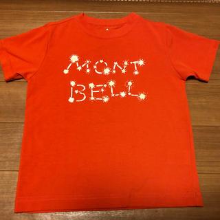モンベル(mont bell)のさくらもち様専用!モンベル Tシャツ オレンジ色(Tシャツ/カットソー)