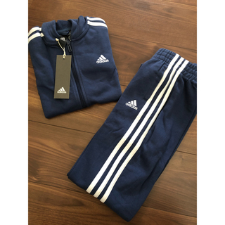 adidas - 新品 adidas アディダス ジャージ 140