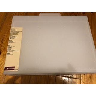 ムジルシリョウヒン(MUJI (無印良品))の新品 無印良品 自立収納できるキャリーケース バック(スーツケース/キャリーバッグ)