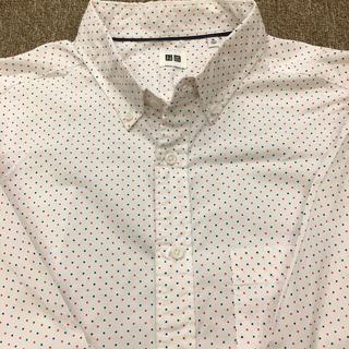 ユニクロ(UNIQLO)の値下げ!ユニクロ UNIQLO シャツ 7部丈 XL(シャツ)