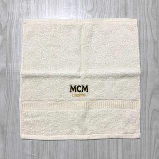 MCM - 【未使用品】MCM Legere レディース ハンカチ タオル アイボリー
