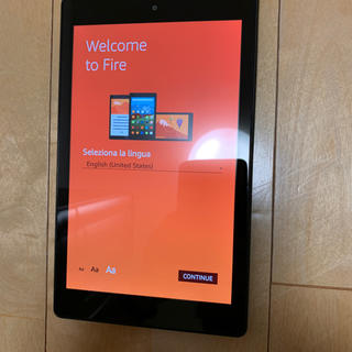 ANDROID - Kindle Fire HD 8 第7世代