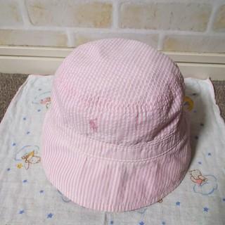 ラルフローレン(Ralph Lauren)のラルフローレン ベビーキッズ帽子 48 50(帽子)