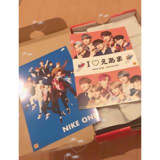 ナイキ(NIKE)のJO1 ミニポスター(アイドルグッズ)