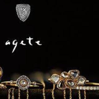 アガット(agete)のアガット  スライスダイヤモンド k14 希少 レア(リング(指輪))