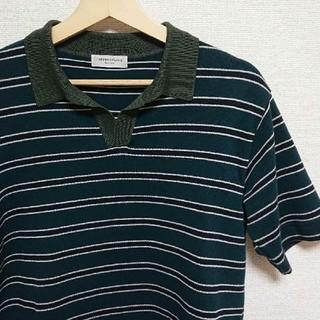トゥモローランド(TOMORROWLAND)のTOMORROWLAND 半袖ポロシャツ(ポロシャツ)
