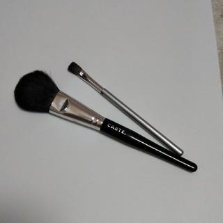 コーセー(KOSE)の化粧ブラシ 二本セット(コフレ/メイクアップセット)