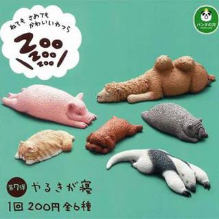 タカラトミーアーツ(T-ARTS)のパンダの穴 zoozoozooやるきが寝(その他)