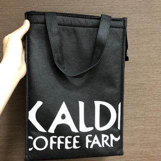 カルディ(KALDI)のKALDI 保冷バッグ エコバッグ(エコバッグ)