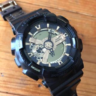 ジーショック(G-SHOCK)の【専用】G-SHOCK GA-110BR 電池切れ(腕時計(デジタル))