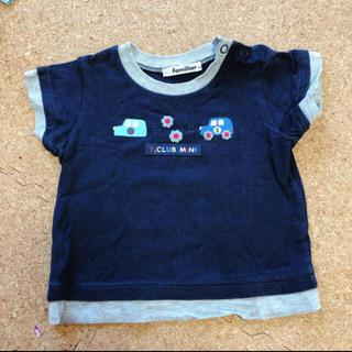 ファミリア(familiar)のfamiliar 半袖Tシャツ 80cm(Tシャツ)