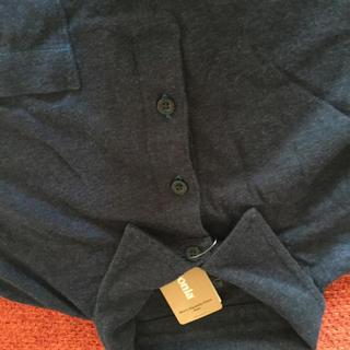 パタゴニア(patagonia)のパタゴニアオーガニックコットン新品未使用!(ポロシャツ)