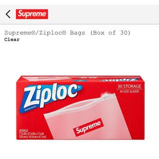 シュプリーム(Supreme)のSupreme®/Ziploc® Bags (Box of 30) ×1(その他)