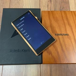 アイリバー(iriver)のAstell&Kern A&ultima SP1000 Copper(ポータブルプレーヤー)