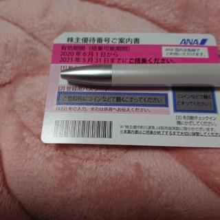ANA株主優待券(航空券)