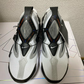 ナイキ(NIKE)のナイキ アダプト ハラチ adapt huarache 29cm us11 白(スニーカー)