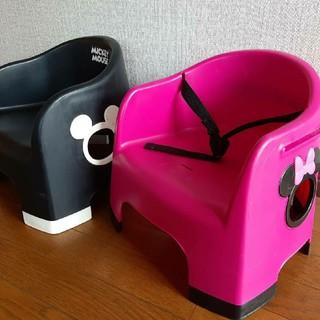 ディズニー(Disney)の【Disney】椅子 ベルト付き(その他)