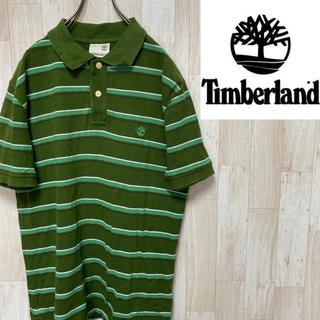Timberland - 【ティンバーランド】ボーダー*ポロシャツ