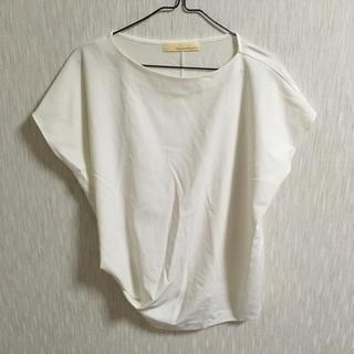 ガリャルダガランテ(GALLARDA GALANTE)の変形 半袖tops(カットソー(半袖/袖なし))