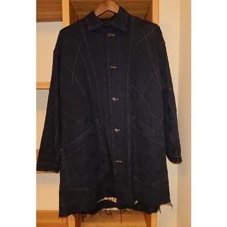 ヨウジヤマモト(Yohji Yamamoto)のSulvam カバーオールジャケット(カバーオール)