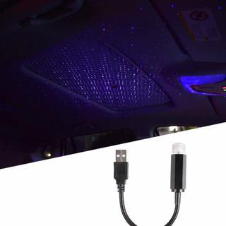 USB LED 天井照明 スターライト ヘッドライニング(天井照明)