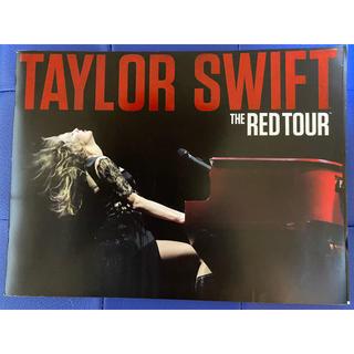 Tayloy Swift  RED パンフレット(海外アーティスト)